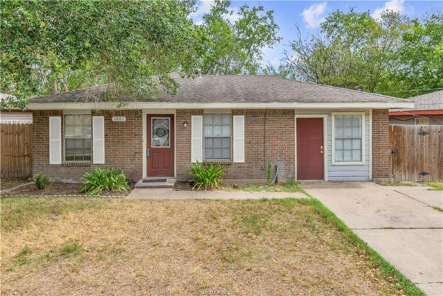 1201 Detroit Street, College Station, TX 77840 (MLS #18015556) :: Cherry Ruffino Team