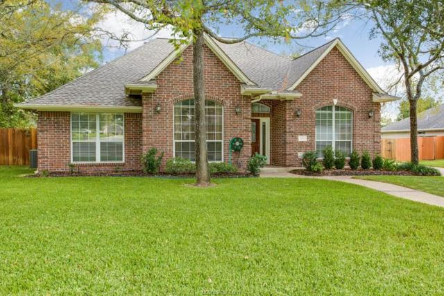 4605 St. Andrews Drive, College Station, TX 77845 (MLS #18016039) :: Chapman Properties Group