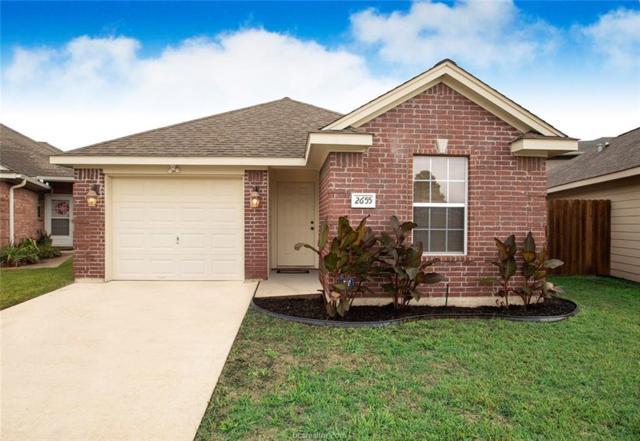 2655 Symphony Park Drive, Bryan, TX 77802 (MLS #18016571) :: Platinum Real Estate Group