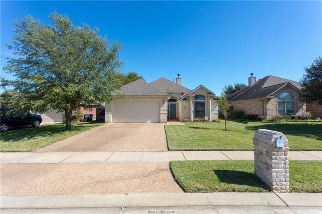 320 Robelmont Drive, College Station, TX 77845 (MLS #18016613) :: The Lester Group