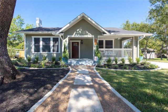 712 E 28th Street, Bryan, TX 77803 (MLS #18016761) :: Treehouse Real Estate