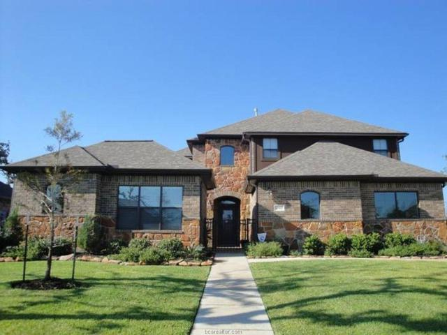 2411 Stone Castle Circle, College Station, TX 77845 (MLS #18016866) :: The Lester Group