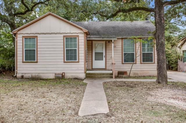 1319 Graham Drive, Bryan, TX 77803 (MLS #18016930) :: RE/MAX 20/20