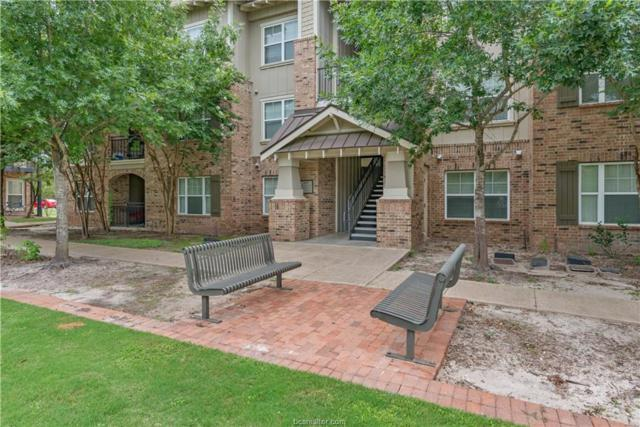 1725 Harvey Mitchell #2213, College Station, TX 77840 (MLS #18017959) :: BCS Dream Homes