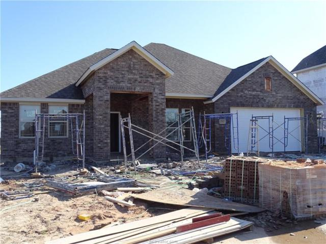 2707 Talsworth Drive, College Station, TX 77845 (MLS #18018237) :: The Lester Group