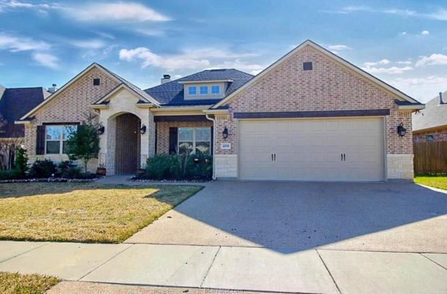 4106 Wild Creek Court, College Station, TX 77845 (MLS #18018904) :: Chapman Properties Group