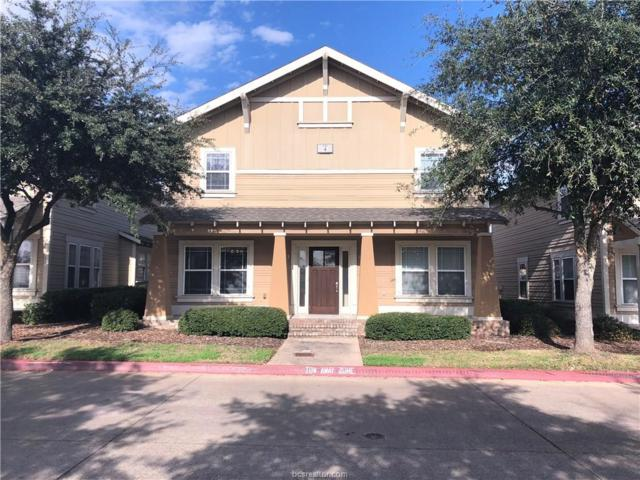 1725 S Harvey Mitchell Parkway #411, College Station, TX 77840 (MLS #18019167) :: The Lester Group