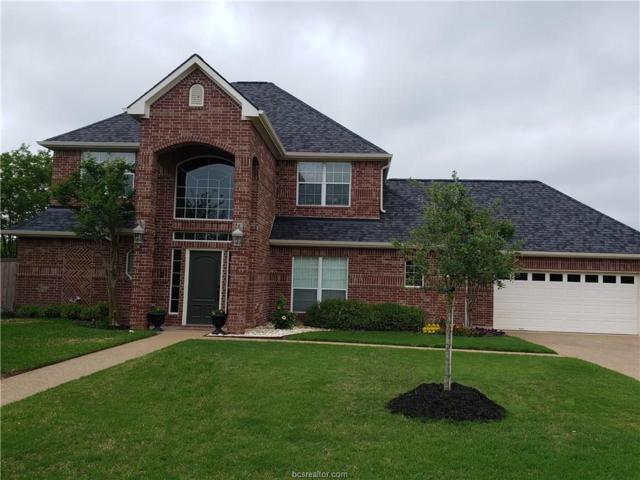 3701 Park Meadow, Bryan, TX 77802 (MLS #18019399) :: Chapman Properties Group