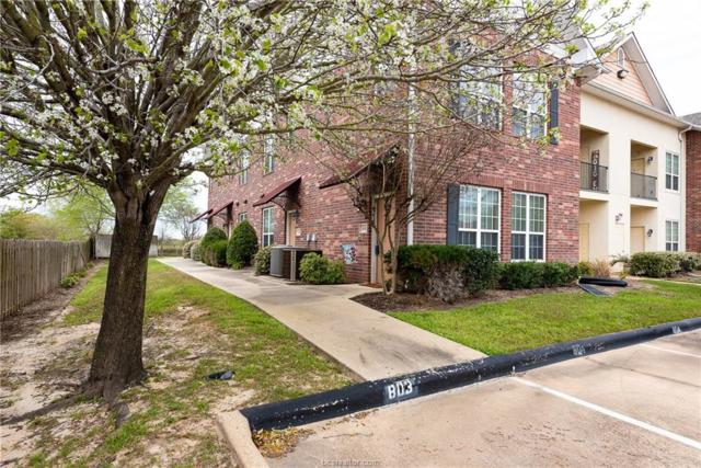 801 Luther Street #804, College Station, TX 77840 (MLS #19000272) :: Treehouse Real Estate