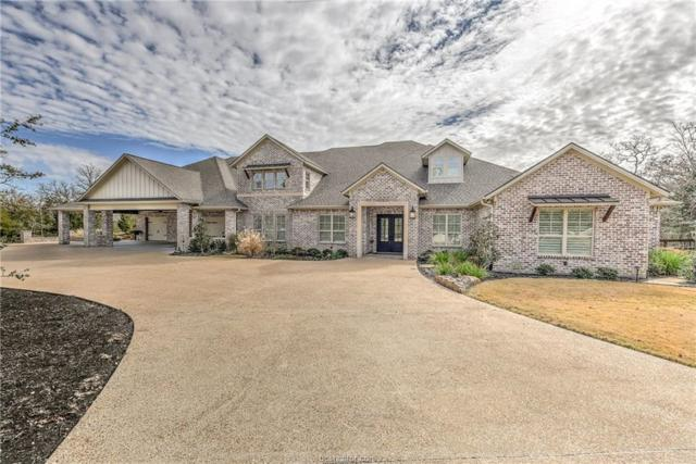 3622 Chaco Canyon Drive, College Station, TX 77845 (MLS #19000471) :: The Shellenberger Team