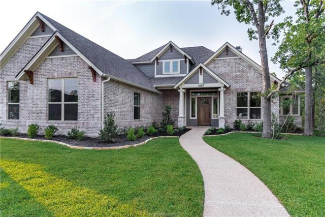 1227 Quarry Oaks Drive, College Station, TX 77845 (MLS #19000523) :: Chapman Properties Group