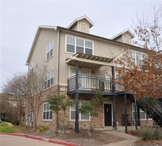 1725 Harvey Mitchell Parkway #1521, College Station, TX 77840 (MLS #19000584) :: Cherry Ruffino Team