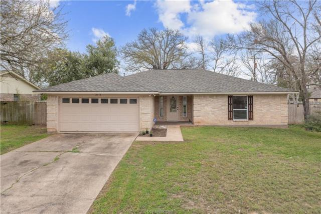2911 Oakside Drive, Bryan, TX 77802 (MLS #19000588) :: NextHome Realty Solutions BCS