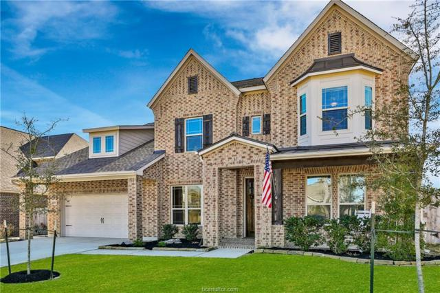 4100 Wallaceshire Avenue, College Station, TX 77845 (MLS #19001117) :: The Shellenberger Team
