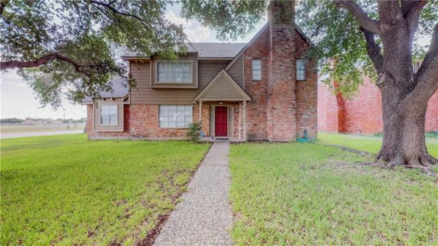 1820 Leona Drive, College Station, TX 77840 (MLS #19001175) :: The Lester Group
