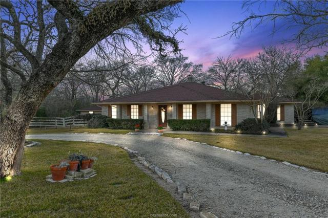 1405 Foxfire Drive, College Station, TX 77845 (MLS #19001282) :: NextHome Realty Solutions BCS