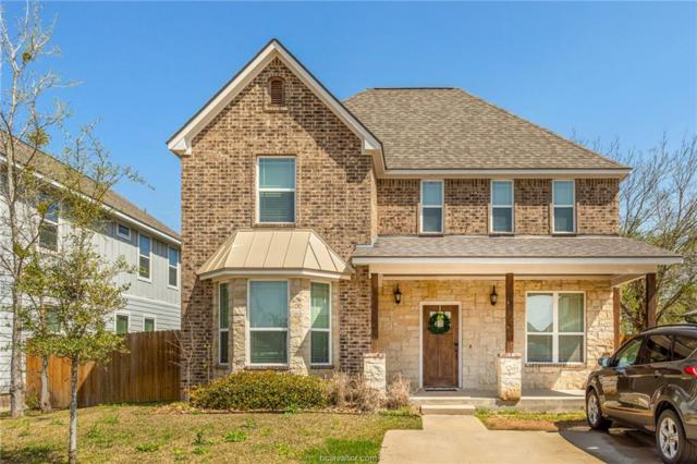 809 Fairview Avenue, College Station, TX 77840 (MLS #19001797) :: The Lester Group