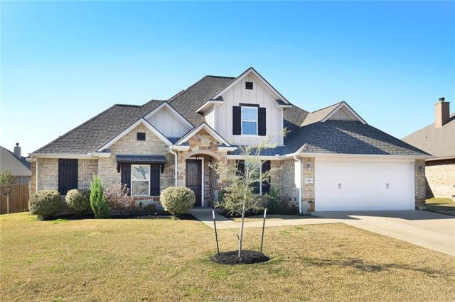 3341 Fiddlers Green, Bryan, TX 77808 (MLS #19001931) :: NextHome Realty Solutions BCS