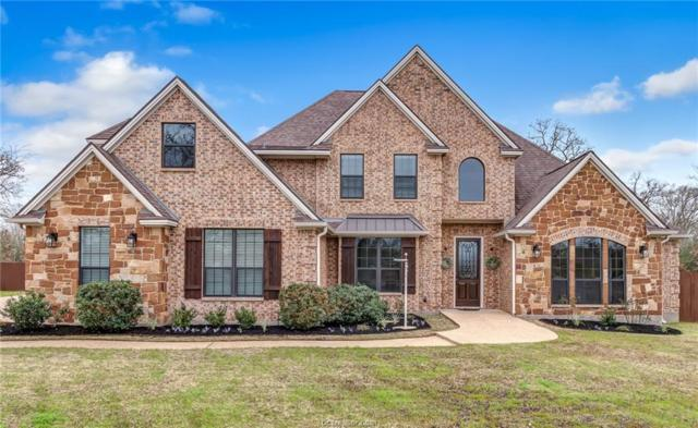 17790 Saddle Creek Drive, College Station, TX 77845 (MLS #19002393) :: Chapman Properties Group