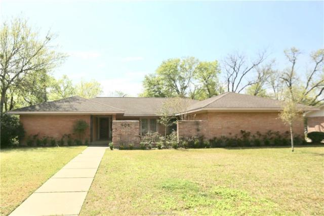906 Pershing Drive, College Station, TX 77840 (MLS #19002547) :: The Lester Group