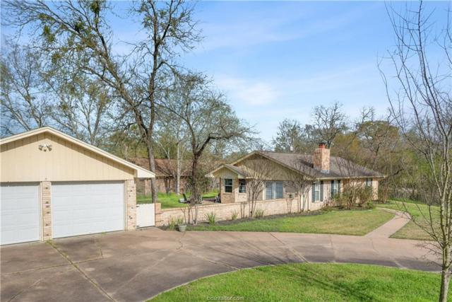 1821 Langford Street, College Station, TX 77840 (MLS #19002590) :: The Shellenberger Team