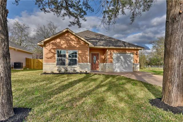 228 Apple Street, Bryan, TX 77803 (MLS #19003901) :: The Lester Group