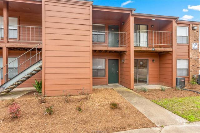 904 University Oaks #106, College Station, TX 77840 (MLS #19004099) :: Treehouse Real Estate