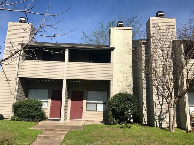 1902 Dartmouth Street M-2, College Station, TX 77840 (MLS #19004339) :: NextHome Realty Solutions BCS