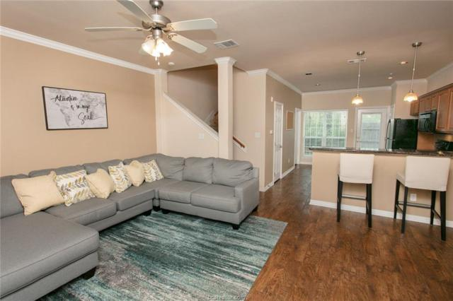 305 Holleman Drive #1604, College Station, TX 77840 (MLS #19004345) :: The Lester Group