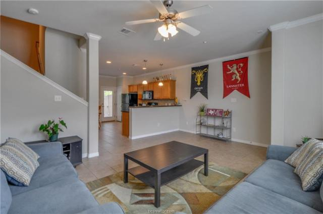 305 Holleman Drive #1203, College Station, TX 77840 (MLS #19004417) :: Treehouse Real Estate