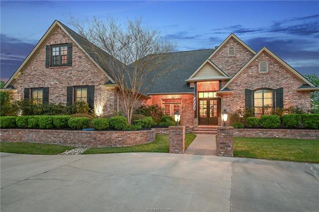 3645 Shoshoni Court, College Station, TX 77845 (MLS #19004633) :: The Shellenberger Team