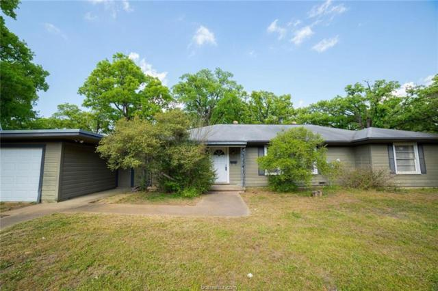 3309 Green Street, Bryan, TX 77801 (MLS #19006029) :: NextHome Realty Solutions BCS