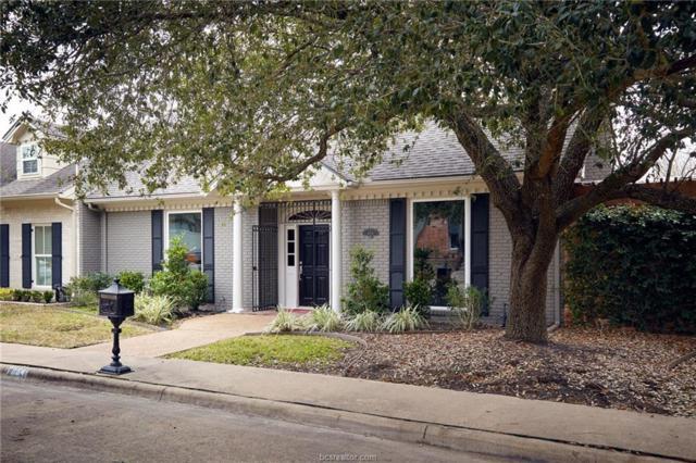 804 Dogwood Lane, Bryan, TX 77802 (MLS #19006354) :: NextHome Realty Solutions BCS