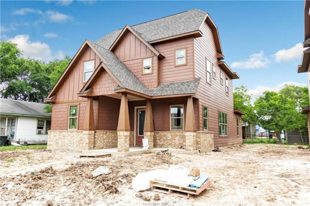 605 Banks Street, College Station, TX 77840 (MLS #19007319) :: Treehouse Real Estate