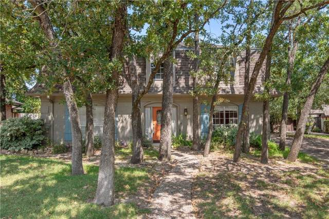 2007 Quail Hollow Drive, Bryan, TX 77802 (MLS #19007362) :: NextHome Realty Solutions BCS