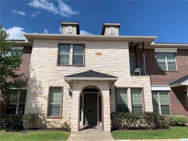 156 Forest Drive, College Station, TX 77840 (MLS #19007601) :: NextHome Realty Solutions BCS