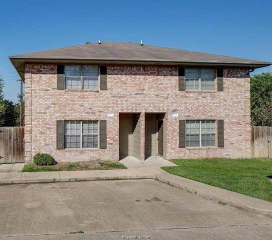 1205 Vinyard A/B, College Station, TX 77840 (MLS #19007614) :: Treehouse Real Estate