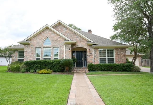 9104 Waterford Drive, College Station, TX 77845 (MLS #19007852) :: The Shellenberger Team