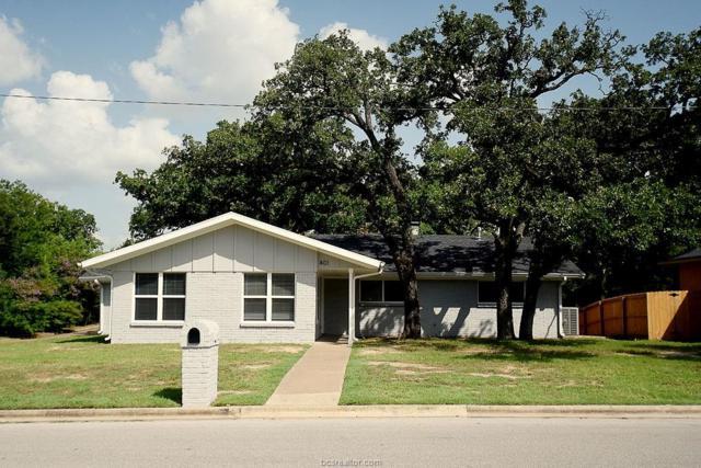 401 W Brookside Drive, Bryan, TX 77801 (MLS #19007878) :: Chapman Properties Group