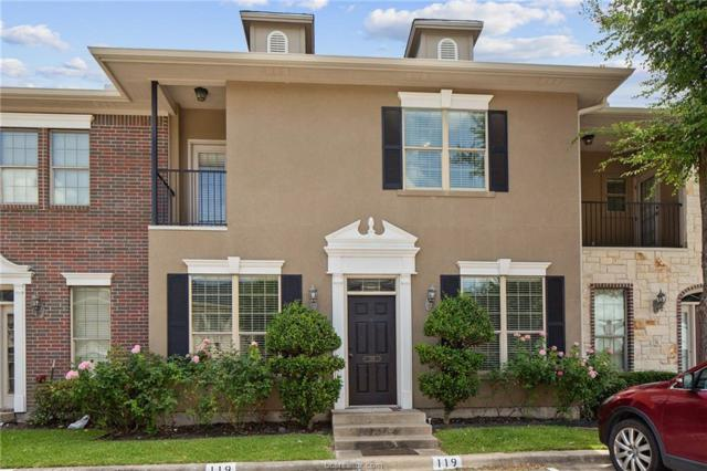 119 Forest Drive, College Station, TX 77840 (MLS #19008271) :: The Lester Group