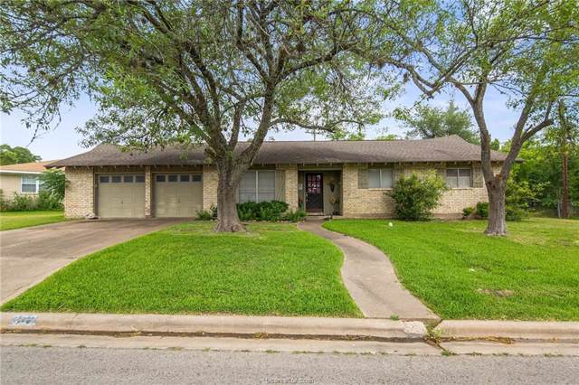 302 Brookside Drive, Bryan, TX 77801 (MLS #19008286) :: Chapman Properties Group