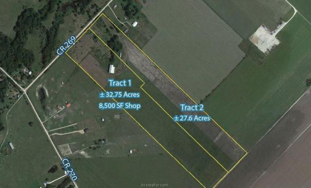 1161 Cr 269 Tract 2, Snook, TX 77878 (MLS #19009345) :: Treehouse Real Estate