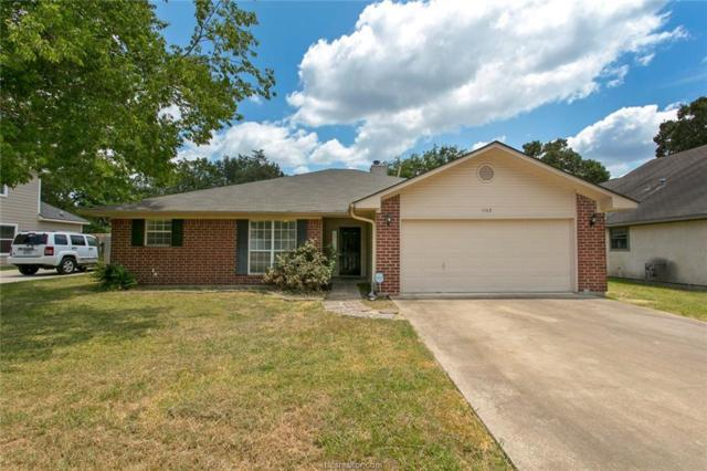 1102 Bayou Woods Drive, College Station, TX 77840 (MLS #19009825) :: NextHome Realty Solutions BCS