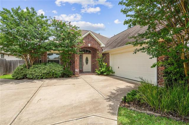 2419 Newark Circle, College Station, TX 77845 (MLS #19010024) :: Treehouse Real Estate