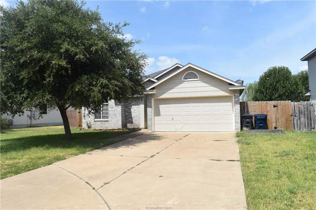 3703 Springfield Drive, College Station, TX 77845 (MLS #19010347) :: NextHome Realty Solutions BCS