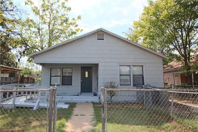 806 Holt Street, Bryan, TX 77803 (MLS #19010517) :: Chapman Properties Group