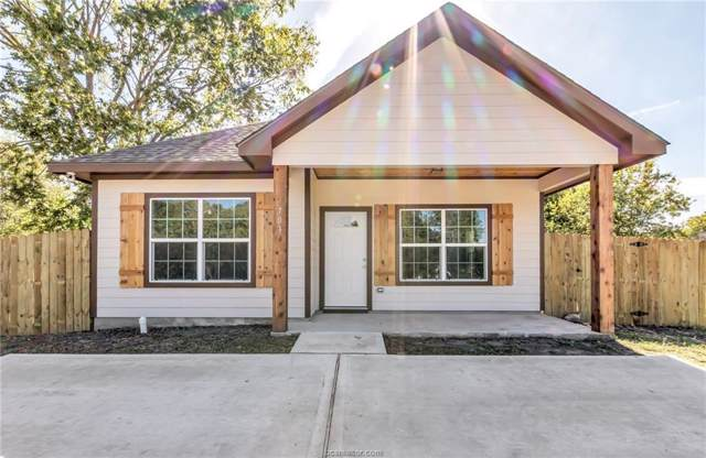 703 E Martin Luther King Jr, Bryan, TX 77803 (MLS #19010880) :: Chapman Properties Group