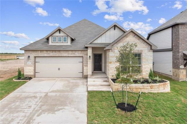 6303 Eldora Drive, College Station, TX 77845 (MLS #19010885) :: The Shellenberger Team