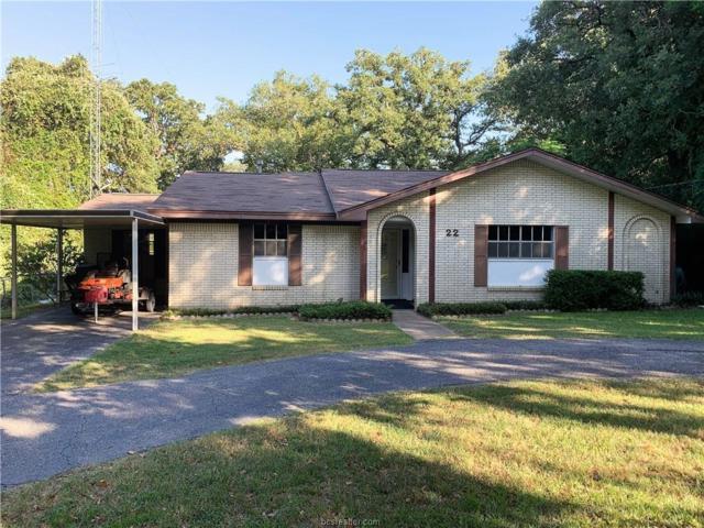 22 Sammy Snead, Hilltop Lakes, TX 77871 (MLS #19012206) :: Treehouse Real Estate