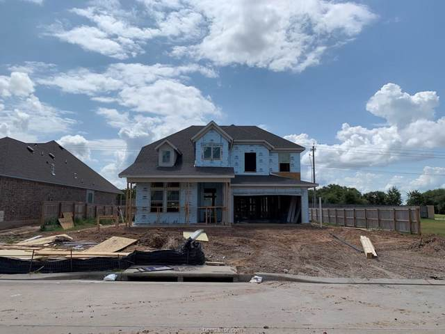 4607 Tonbridge Drive, College Station, TX 77845 (MLS #19012221) :: The Shellenberger Team